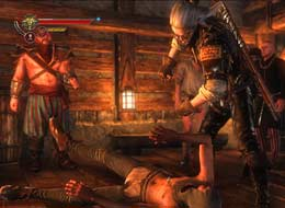 Wettkampf The Witcher 2